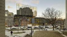 The University of Toronto's Rotman School of Management reports a 34-per-cent spike in applications for its MBA program from international students compared to a year ago. (handout)