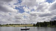 The Douglas Lake Ranch is Canada's biggest working cattle ranch. (NICK DIDLICK/BLOOMBERG NEWS)