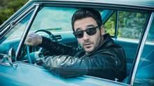 Allan Hawco in the CBC's Republic of Doyle, one of Canada's current mainstream TV hits.