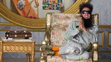 Sacha Baron Cohen in The Dictator. (Melinda Sue Gordon / Paramount Pictures)