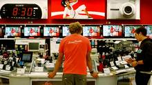 A Target store in Los Angeles (FRED PROUSER/FRED PROUSER/REUTERS)