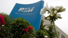 RIM office in Waterloo, Ont. (Peter Power/Peter Power/The Globe and Mail)