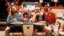 """An obvious choice for the list: Jeff Bridges, left, John Goodman, centre, and Steve Buscemi in a scene from """"The Big Lebowski."""" (AP)"""