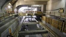 Large subway extensions often run into cost overruns and delays. (Fred Lum/The Globe and Mail)