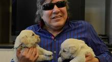 Jose Feliciano is performing a concert in support of the Israel Guide Dog Centre for the Blind. (HANDOUT)