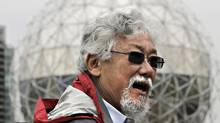Canadian environmentalist David Suzuki has said the dam will cause 'alarming economic, social and environmental problems.' (ANDY CLARK/REUTERS)