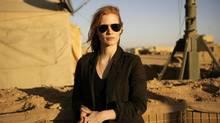 Jessica Chastain in Zero Dark Thirty. (Jonathan Olley/AP)
