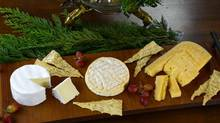 A cheese board is never out of place during the holidays. (Tad Seabourn for The Globe and Mail)