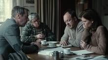 Hotel Beau Séjour asks viewers to contemplate the horror that is present just under the surface of ordinary day-to-day life in Belgium.