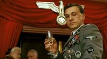 Waltz with a stranger: His job, says the actor, was to immerse himself in the Inglourious Basterds script – and then 'get out of its way.'