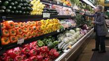 Food in 2013: Pay more, waste less (REBECCA COOK/REUTERS)