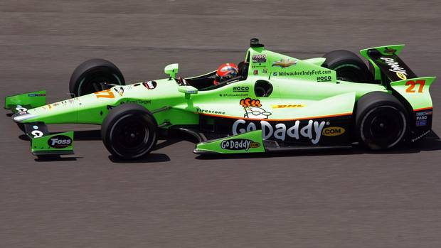 Hinchcliffe A Clear Contender To Start On Pole The Globe