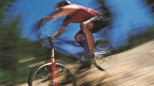 Experts have found that people recovered faster from intense cycling with two minutes of light cycling. (Getty Images)