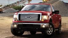 2012 Ford F-150 XLT (Ford)