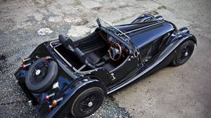 Morgan 4-4 75th anniversary model