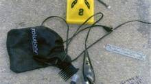 Hamza Abdi had phoned 911 threatening to detonate a suicide belt. But all he had the night of his shooting were hair clippers.