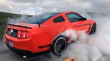 2012 Ford Mustang Boss 302 (Ford)
