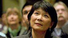 Olivia Chow in Toronto, Jan. 9, 2012. (Matthew Sherwood/Matthew Sherwood / CP)