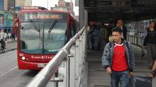 Bogotà's TransMilenio bus route is a successful example of modern mass transit, says Taras Grescoe.