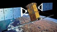 File photo of Radarsat 2. The prime contractor was MacDonald Dettwiler, who had previously built projects such as the Canadarm. (Handout)
