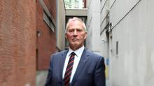 MP Bill Blair, the former chief of the Toronto Police, is the Liberal government's point man on marijuana legalization. (Dave Chan For The Globe and Mail)