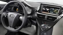 2012 Scion iQ (Toyota)