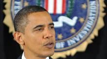 U.S. President Barack Obama (MANDEL NGAN)