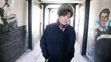 Singer-songwriter Ron Sexsmith says he hopes his latest album is comforting. (Glenn Lowson photo/The Globe and Mail)