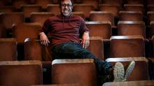 Ravi Jain, a Toronto-based director, is one of five shortlisted for the Siminovitch Prize in Theatre. (Glenn Lowson For The Globe and Mail)