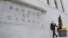 The Bank of Canada is among others in a co-ordinated effort to ease pressure on the global financial system. (Sean Kilpatrick/THE CANADIAN PRESS)