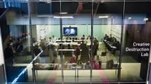 Rotman's Creative Destruction Lab (Rotman School of Management)