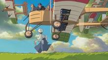 The Wind Rises (Studio Ghibli)