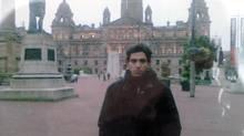 Raif Badawi. (Family handout)