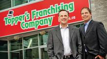 Franchisors try new things with pizza and wings (Supplied)