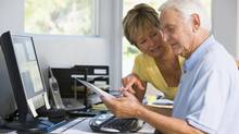 Huge amounts of debt going into retirement could lead to your OAS being clawed back, and losing means-tested government benefits. (Thinkstock)