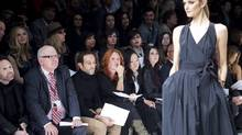 YouTube is launching a Maybelline-branded channel offering live online broadcasts of fashion week in Toronto. (Della Rollins for The Globe and Mail/Della Rollins for The Globe and Mail)