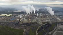 The resource-based economy of the West continues to pull away from the economy of the East. (Kevin Van Paassen/Kevin Van Paassen/The Globe and Mail)