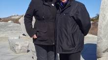 Rehtaeh Parson's mother, Leah, left, and Amanda Todd's mother, Carol, the Mom of Amanda Todd, who killed herself just before Rehtaeh. Their stories are similar. Last month Carol Todd visited Halifax and went out to Peggy's Cove with Leah.