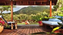 Spa at Four Seasons resort Nevis. (Handout/Handout)