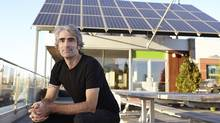 Tom Rand, managing partner of ArcTern Ventures, a Toronto firm that invests in cleantech startups. (Darren Kemper)