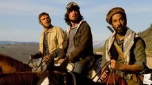 """A scene from """"Afghan Luke"""" (TIFF)"""