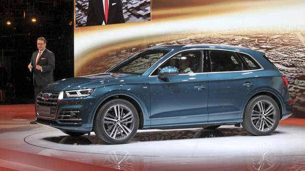 new audi q5 improves its successful formula the globe and mail. Black Bedroom Furniture Sets. Home Design Ideas