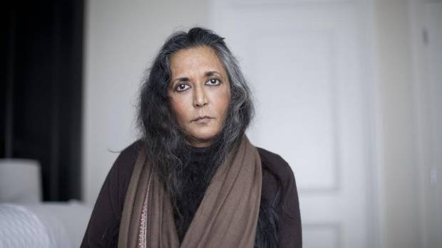 Filmmaker Deepa Mehta is photographed at the Trump International Hotel in Toronto Oct 26, 2012.