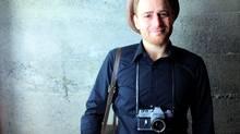 Stewart Butterfield, founder of Flickr.