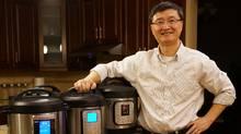 Robert Wang, founder of Instant Pot (Jiwei Wang)