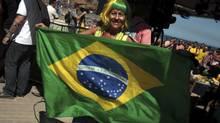 Brazil 1970 World Cup winning goalkeeper Felix has died. (PILAR OLIVARES/REUTERS)