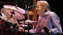 Levon Helm performs at Massey Hall in Toronto, June 29, 2010. (J.P. Moczulski/The Globe and Mail)