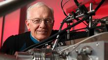 National Research Council scientist Paul Corkum had a big hand in developing the attosecond laser. (Robert Lacombe/University of Ottawa)