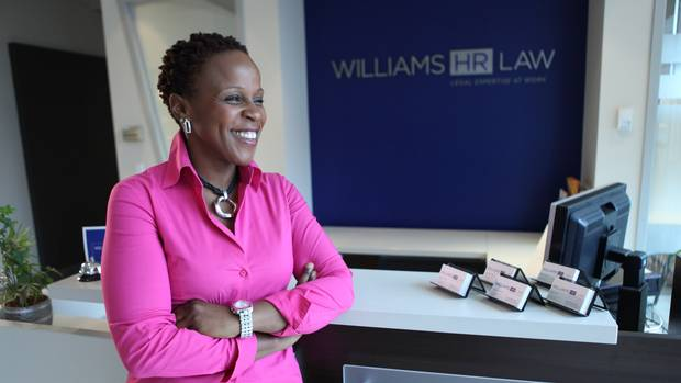 Many small business owners are so caught up in running the business, that by the time they recognize that they need to hire someone for a particular role, it's too late, says Laura Williams, a Toronto labour and employment lawyer at Williams HR Law Professional Corporation. (Amanda Lowe/The Globe and Mail)