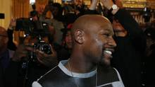 Mayweather has proved again and again that his ego is so large it finds space to obsess over the smallest detail. It took Manny Pacquiao five years to get Mayweather into a ring, and only after caving on every point. (Andrew Couldridge/REUTERS)